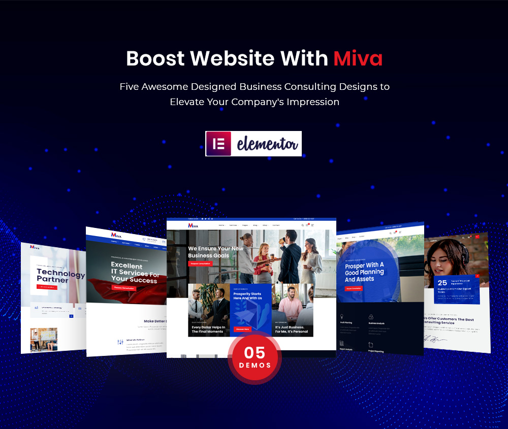Boost Website With Miva